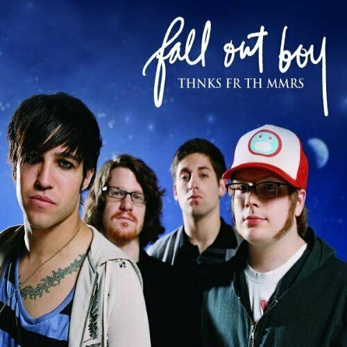 Fall Out Boy Thnks fr th mmrs (2006)  [Maxi-CD]