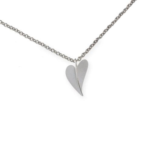 Diseño serio corazón de acero inoxidable an270 remolque sin cadena con gekratzte óptica