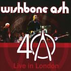 40th Anniversary Concert: Live in London by Wishbone Ash (CD, 2009, 2 Discs, ZYX)