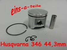 Kolben passend für Husqvarna 346 44,3mm NEU Top Qualität