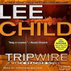 Tripwire: A Jack Reacher Novel by Lee Child (CD-Audio, 2013)