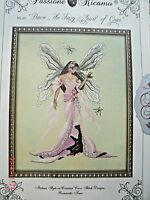 Complete Counted Xstitch Kit Materials dawn The Fairy Spirit Of Grace Passione