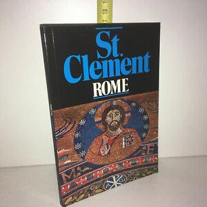 Leonard Boyle O.P. PETIT GUIDE DE ST. CLEMENT ROME - 1989 - TBE - POCHE YY-13250