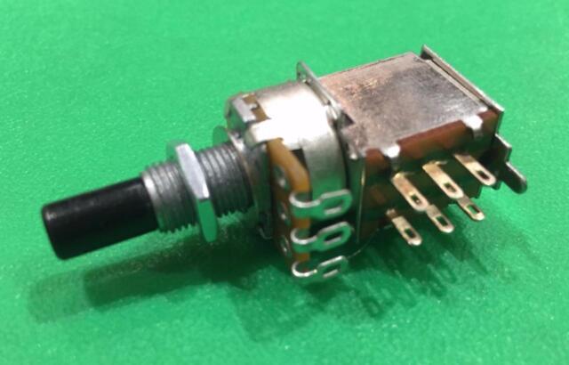 Ibanez Genuine 500k Push Pull Pot Switch Steve Vai Jem 7v RG S Prestige on