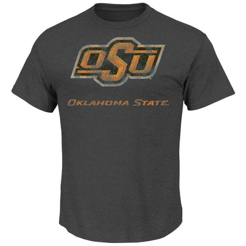 NCAA College T-SHIRT LOGO University Oklahoma State Cowboys always ammirate OSU