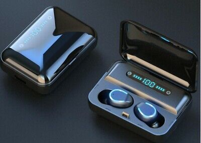 TWS Bluetooth 5.0 Headset Twins Wireless Headphone Stereo Earphones Earbuds