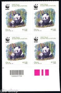 ITALIA-1-QUARTINA-WWF-NATURA-PANDA-CODICE-A-BARRE-1739-2016-nuovo