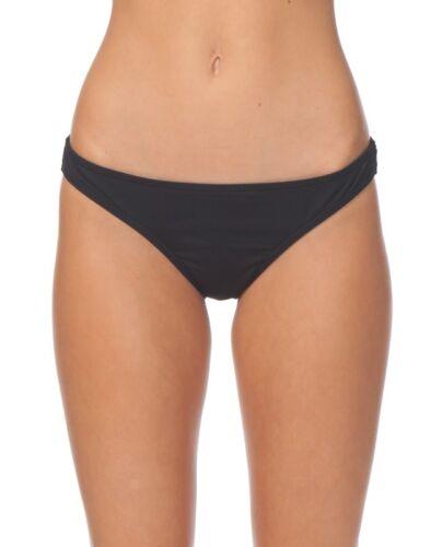 NWT  Rip Curl XL Bikini Swimsuit Bottoms Black Love /& Surf Classic Pant Hipster