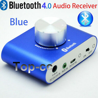 New Blue Mini 2.0 Stereo Audio out function with bluetooth 4.0 receiver Lossless
