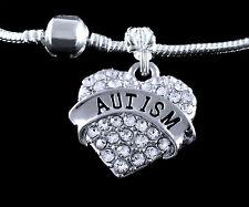 Autism awareness jewelry Autism Charm Autistic gift autistic awareness Charm
