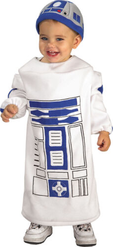 RU885310T Morris Costumes Toddlers Tv /& Movie Characters Star Wars Tunic 1-2T