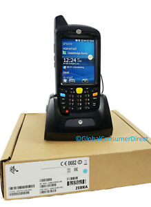 Motorola-MC67-MC67NA-PDABAB00300-1D-2D-PDA-WM6-5-GPS-Barcode-Scanner-with-Cradle