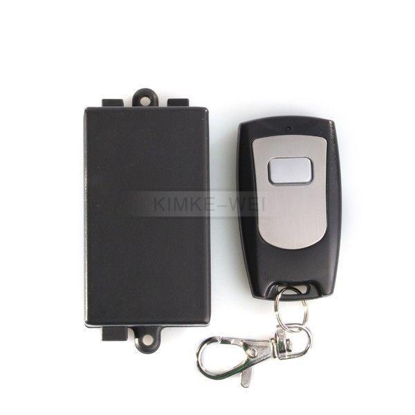 1 Channel 433MHz RF Remote Control Replacement Garage Door Opener Receiver