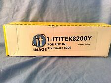 IMAGE TEK PHASER 8200 YELLOW CARTRIDGE