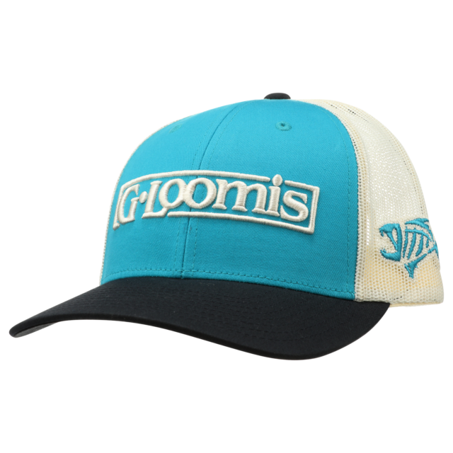Loomis Primary Logo Cap G