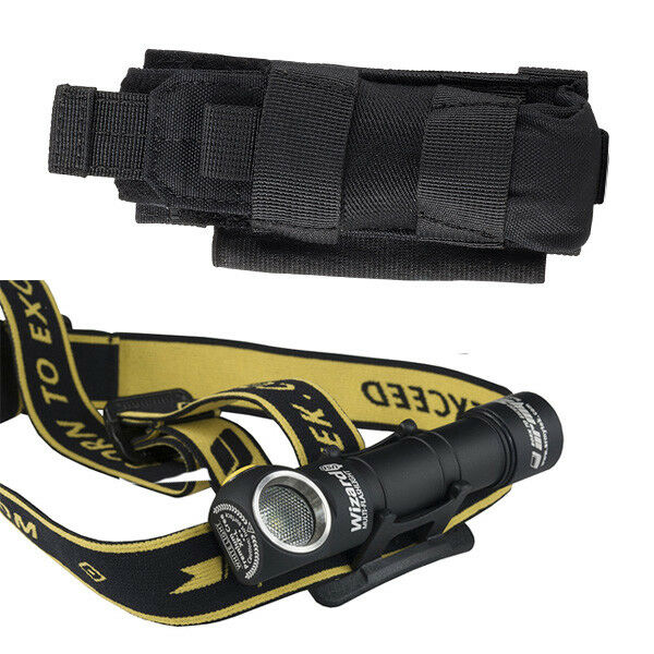 Armytek Wizard Pro v3 XHP50 Rechargeable Headlamp  w FREE NCP30 Holster
