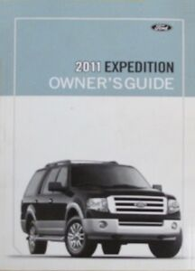 ford expedition owners owners owner manual book