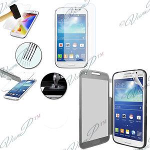 Funda-Carcasa-Tipo-libro-Samsung-Galaxy-Gran-Ventaja-Neo-Lite-2-Peliculas