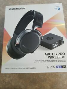 Steelseries Arctis Pro Wireless Gaming Headset With Bluetooth For Ps4 Pc Ebay