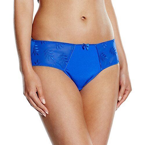 Panache Tango Embroidered Brief Panty 9072