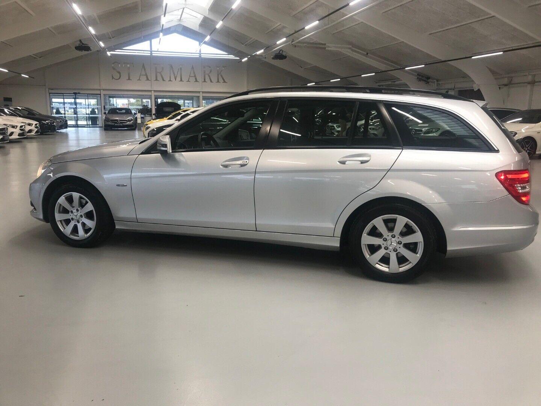 Mercedes-Benz C200 2,2 CDi stc. BE