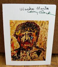 New Larry Clark Wacko Maria Youth Photographs PB