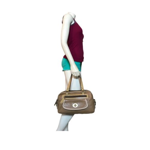 Vintage Bonnie Satchel Bag by COACH - image 1