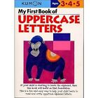 My First Book of Uppercase Letters by Kumon Publishing Co, Ltd(Paperback / softback)