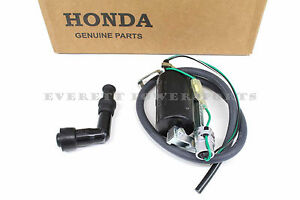 honda ignition coil set 66 cm91 66 79 ct90 k0 k4 trail 90. Black Bedroom Furniture Sets. Home Design Ideas