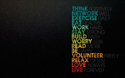 """Motivational Inspirational slogan  Kids Children/'s gifts Silk Poster 24/""""x16/"""" A18"""