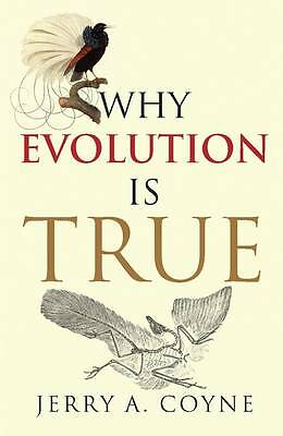 1 of 1 - Why Evolution is True, Coyne, Jerry A. | Hardcover Book | Acceptable | 978019923