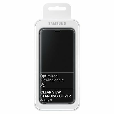 cover samsung s9 plus clear view