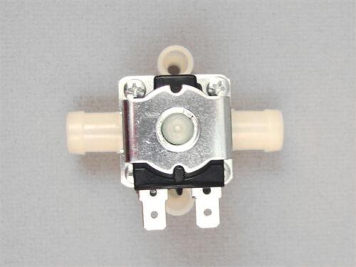"""1//2 /"""" 24VAC Schlauchstutzen Elektrisch Magnetventil Plastik Körper Water 24-volt"""