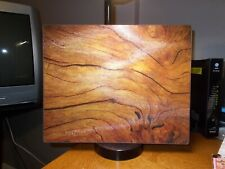 "Cutting Board-NATURES BOUNTY--Large Cutting board 11.5/""X15/"" Tempered Glass"
