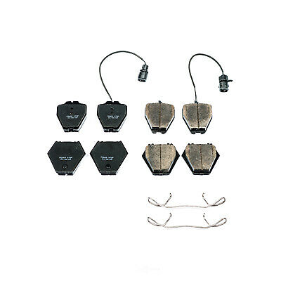 Disc Brake Pad Set-Z17 Evolution Plus Disc Brake Pad Front Power Stop 17-1282