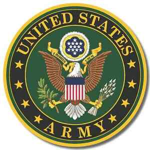 US-Army-USA-sticker-decal-white-gloss-high-grade-vinyl