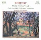 Debussy: Piano Works, Vol. 5 (CD, Feb-2001, Naxos (Distributor))