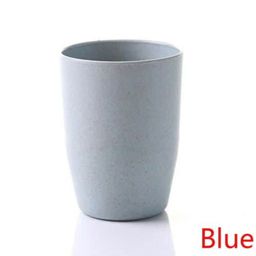 Thick Circular Bathroom Toothbrush Holder Tooth Mug Tumbler Toothpaste Cup~