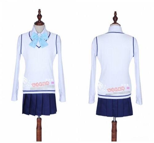 LP SUN Jing Qiu tong High School Uniform Femmes Cosplay Sailor costumes Outfit