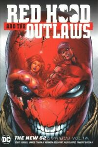 Red-Hood-and-the-Outlaws-The-New-52-Omnibus-1-Hardcover-by-Lobdell-Scott-T