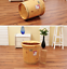 Tall-Foot-basin-wooden-bucket-foot-bath-amp-massage-with-cover-amp-massage thumbnail 4