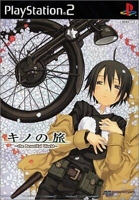 Used PS2 Kino no Tabi: The Beautiful World   Japan Import (Free Shipping)