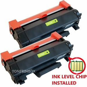 2PK-High-Yield-TN760-Toner-Compatible-TN730-For-Brother-HL-L2350DW-HL-L2370DW