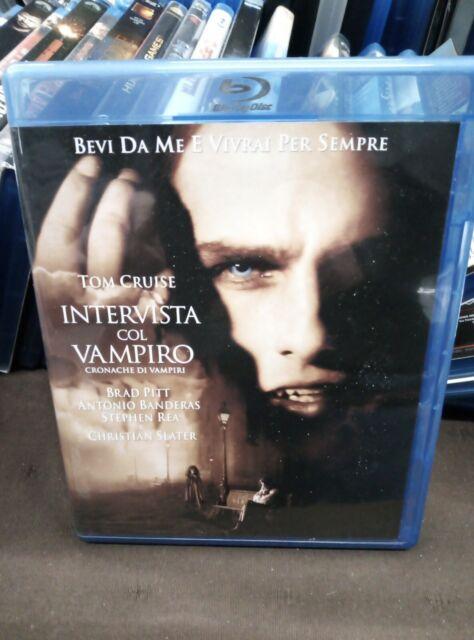 Intervista col vampiro  Bluray