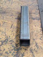 Steel Square Tubing 2x 2x 3/16x 48 Long