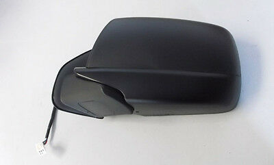 Door Mirror Chrome Electric L//H Power Fold For Mazda BT50 Pick Up 2.5TD 02//2006+