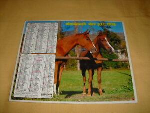 Almanach Des P.t.t. 1978 Tarn-81 Chevaux Canetons Qlt4blxb-07214046-215603338