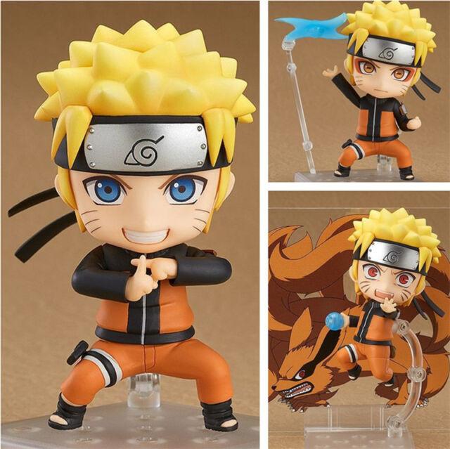 Naruto Uzumaki Nendoroid 682 Naruto Shippuden Action Figur Figuren no box