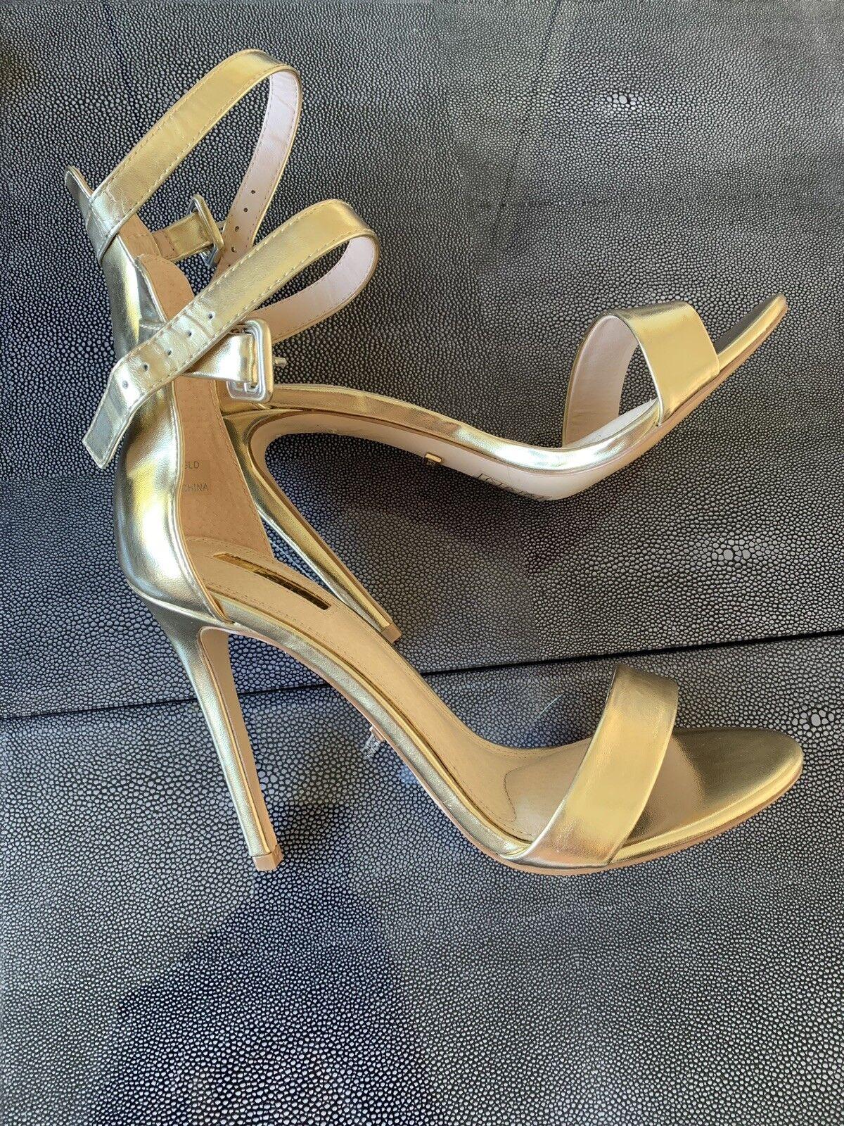 Topshop sandali in oro oro oro 6 08d2a4