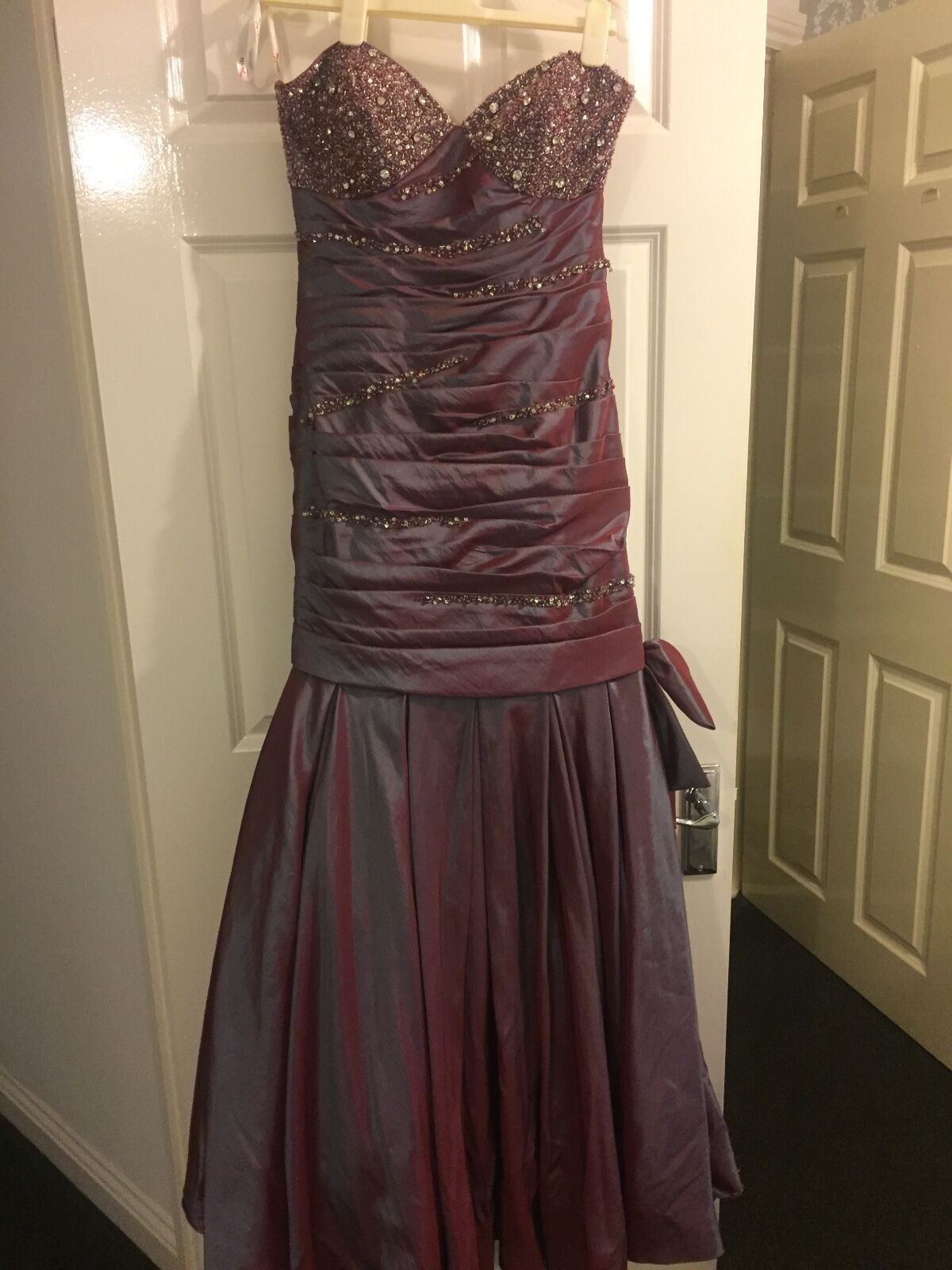 Prom  evening gown size 10